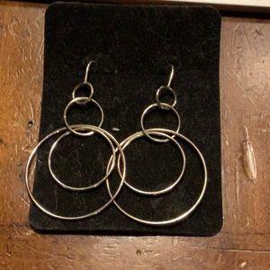 Silpada earrings space out